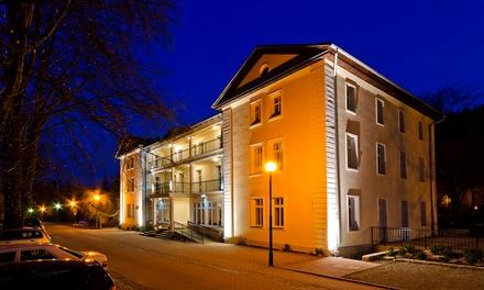 Duszniki-Zdrój: 1-7 nocy dla 2 osób lub rodziny z wyżywieniem w Hotelu Impresja
