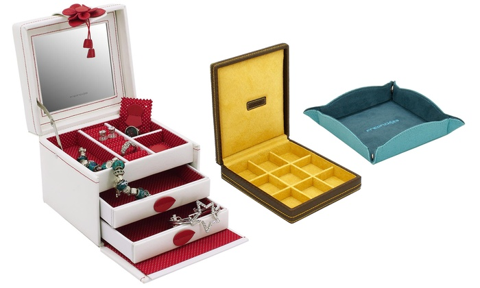 schmuck aufbewahrung groupon goods. Black Bedroom Furniture Sets. Home Design Ideas
