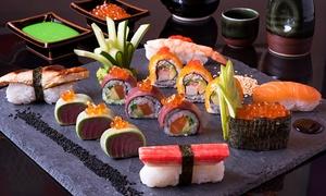 Yin Yang Restaurant: Vietnamesisches 3-Gänge-Menü inkl. Sushi-&Sashimi-Platte u.Aperitif für 2 Personen im Yin Yang Restaurant (37% sparen*)