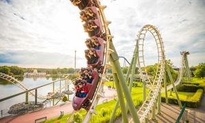 Heide Park Soltau: Tagesticket oder Thrill Season Pass für den Heide Park Soltau (bis zu 36% sparen*)