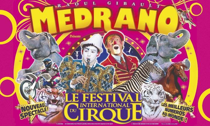 Bien connu Cirque Medrano Jusqu'à 67% - Annecy, Auvergne-Rhône-Alpes | Groupon CH62