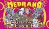 Cirque Medrano - Plusieurs adresses: 1 place en tribune d'honneur pour l'une des représentations du cirque Medrano, à 10 €, date et ville au choix
