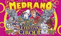 1 place en tribune dhonneur pour lune des représentations du Cirque Medrano à 10 € à Toulouse
