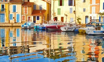 Provence :1 ou 2 nuits avec repas et pdj en chambre ou suite à l'hôtel saint roch dès 49€ pour 2
