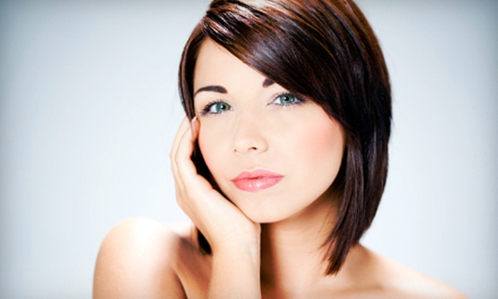 DermaLounge Skin & Laser Clinic - Edmonton: Facial Packages with Post Treatment Care at DermaLounge Skin & Laser Clinic (Up to 72% Off). Three Options Available.