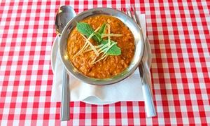 Restauracja Nameste Nepal: Nepalskie menu: 19,99 zł za groupon wart 30 zł i więcej opcji w Restauracji Nameste Nepal (do -36%)