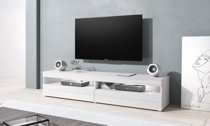 meubles tv kubrick groupon shopping. Black Bedroom Furniture Sets. Home Design Ideas