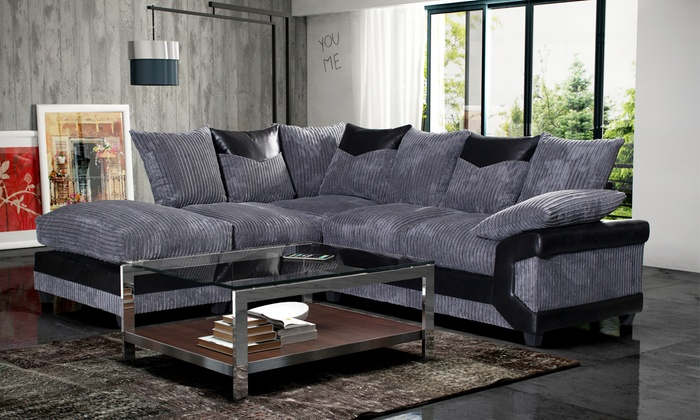Dino Collection Two-Seater, Three-Seater or Corner Sofa