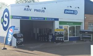 Centre Auto Point S: Vidange 10W40, 5W40 ou 5W30 avec changement du filtre à huile dès 39,90 € chez Point S