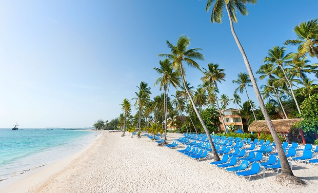 TripAlertz wants you to check out ✈ Sweepstakes to Win 7-Night All-Inclusive Punta Cana Vacation with Airfare for Two ✈ Sweepstakes to Win Caribbean Vacation w/ Air - Win a Caribbean Vacation w/ Air