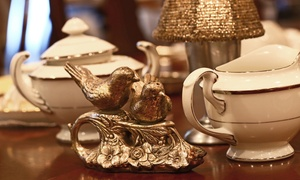 $20 for $40 or $36 for $80 Worth of Food and Beverages at British Bell Tea Room