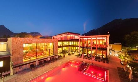 Berchtesgadener Land: 1-3 Nächte für Zwei mit Halbpension und Eintritt in die Rupertus-Therme im Hotel in Freilassing
