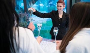 Eventi Saunatur in spa con cena: Eventi Saunatur con spa, rituali benessere e cena in accappatoio in 21 sedi (sconto fino a 70%)