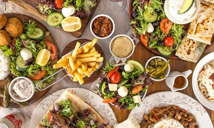 $11 for $20, $21 for $40 or $29 for $60 to Spend on Turkish Food and Drinks at Turkish Delight Restaurant