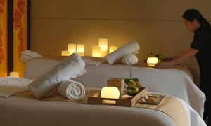 Dreamworks: Moroccan Body Scrub or Choice of Facial with a Herbal Poultice Back Massage at Dreamworks (Up to 63% Off)