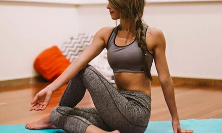 Yoga: Five- ($19) or Ten-Class Pass ($35) at Hot Yoga Life (Up to $150 Value)