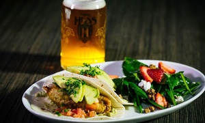 Striders San Diego: Casual American Cuisine at Striders San Diego (40% Off). Three Options Available.