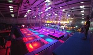 Energi Trampoline Park: Trampoline Jumping Session for One or a Family at Energi Trampoline Park, Preston (Up to 40% Off)