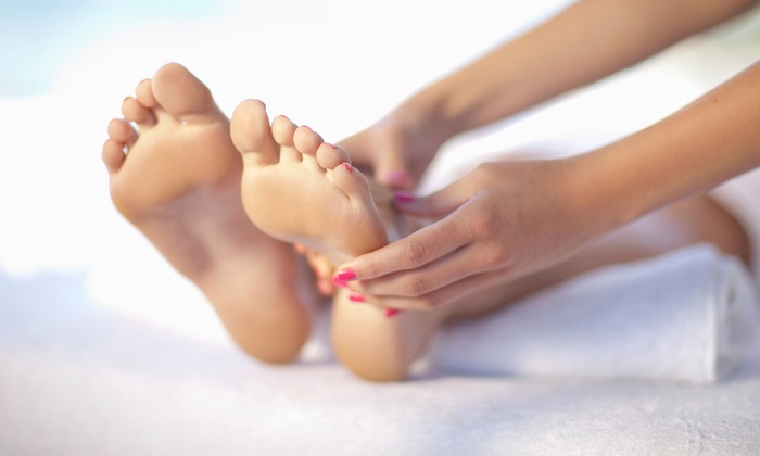 Aloha Foot Spa & Salt Room - Peppertree Plaza: Salt Room Sessions and Foot Massages at Aloha Foot Spa & Salt Room (Up to 55% Off). Four Options Available.