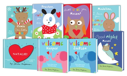 One, Two, Three, or Five Personalized Kids' Books from Put Me In The Story (Up to 63% Off)