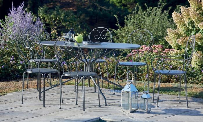 Salon de jardin romantique | Groupon