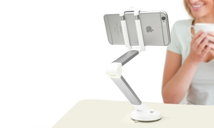 One or Two Rotating Phone Holders