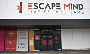 Escape Mind - Live Escape Game: Escape game version 2.0 d'1h pour 2 à 6 personnes, dès 76 € à Escape Mind - Live Escape Game