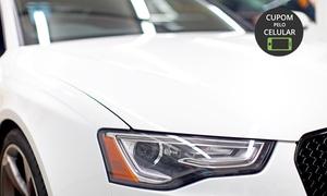 Toque Clássico Estética Automotiva e Estacionamento: Toque Clássico – Centro: cristalização de vidro, lavagem de bancos ou higienização de couro