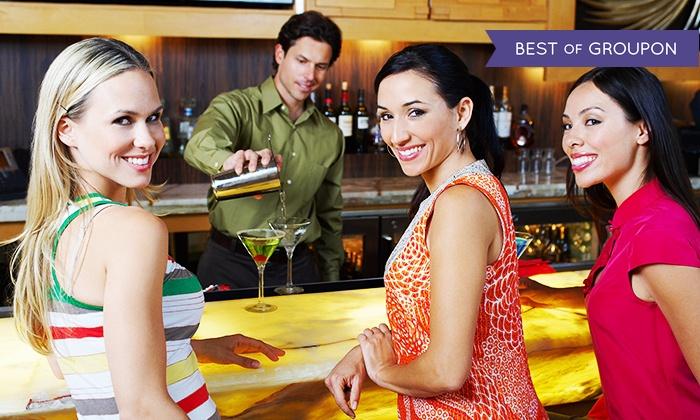 Bar Virgin: 81% Off Lifetime Access to an Online Bartender Certification Program