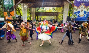 Faerieworlds Music and Arts Festival: Faerieworlds Music and Arts Festival (September 2–4)