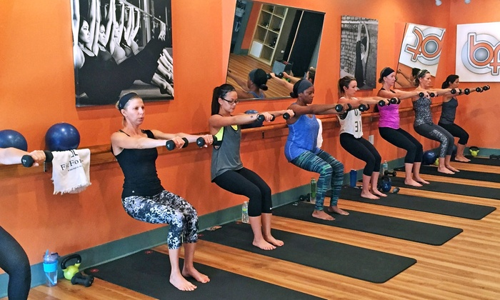 Barre Fitness Tampa - Barre Fitness Tampa, LLC - The Spin Room: 5 or 10 Barre-Fitness Classes at Barre Fitness Tampa (Up to 39% Off)