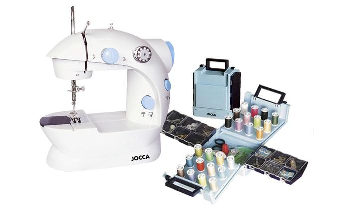 Máquina de coser Jocca | Groupon Goods