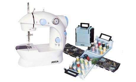 Máquina de coser Jocca y/o kit de costura