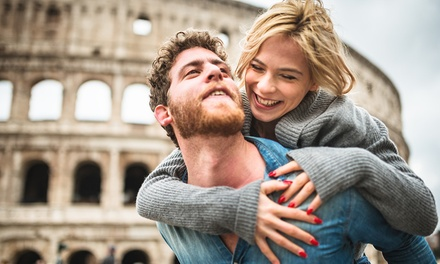 ✈ Rome: Up to 4-Night 4* Break with Flights