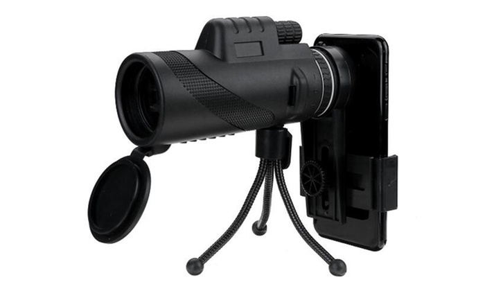 Long range monocular telescope groupon