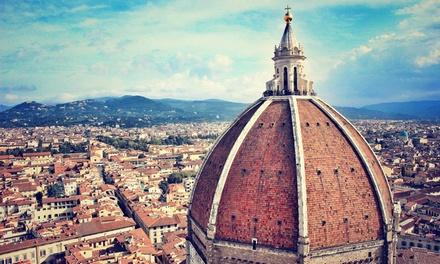 Firenze: 1 notte per 2 persone con colazione o mezza pensione