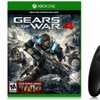 Gears of War 4 for X-Box One with Wired Controller (Pre-Order)