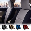 3D Air Mesh Side Airbag-Compatible Car Seat Cover Set (9-Piece)