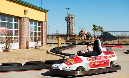 image for $19.95 for Ultimate All-Day Fun Pass at Andy Alligator's Fun Park ($28.95 Value)