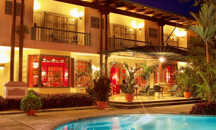 Casa Turire Hotel - Casa Turire Hotel: 2- or 3-Night Stay with Daily Breakfast at Casa Turire Hotel in Costa Rica