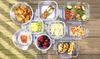 18-Piece Kinetic Glasslock Elements Food Storage Container Set: 18-Piece Kinetic Glasslock Elements Vented Lid Oven-Safe Food Storage Container Set