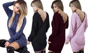 Robe tunique pull Coralie