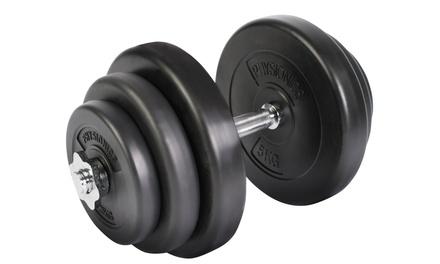 20kg Dumbbell Set for £14.99