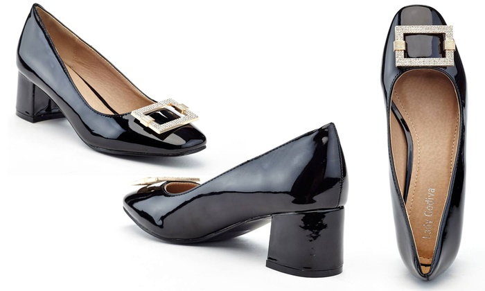 28c40a57a36 Up To 67% Off on Lady Godiva Women's Pumps | Groupon Goods