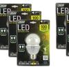 FEIT A19 Dimmable LED Light Bulbs (10-Pack)