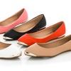 Lady Godiva Snap Women's Flats