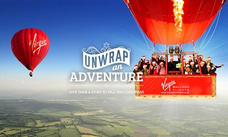 Experience: National Balloon Flight For just: £99.0