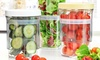 Adjustable Food Container Set