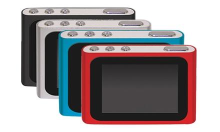 Lettore MP3/MP4 Xtreme, MicroSD 8GB