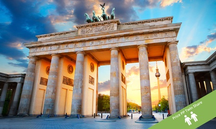 Central Europe: From $1,999 Per Person for a 14Nt Berlin to Budapest Getaway with Tours, Transfers & Optional Flights